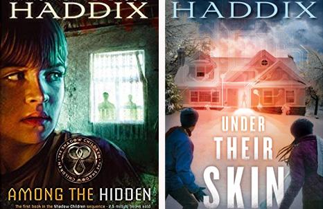 Haddix Among The Hidden Movie